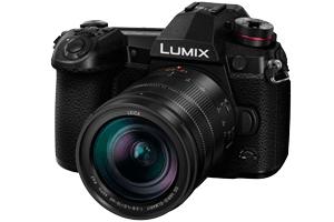 دوربین بدون آینه ی G9