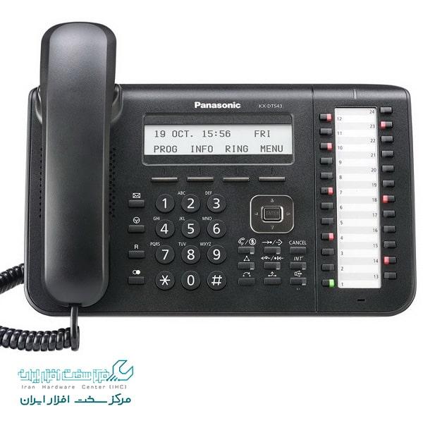 تعمیر تلفن رومیزی پاناسونیک