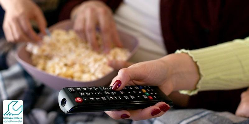 دلایل و راهکارهای پرش تصویر تلویزیون پاناسونیک-min